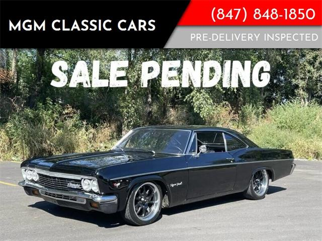 1966 Chevrolet Impala (CC-1522566) for sale in Addison, Illinois