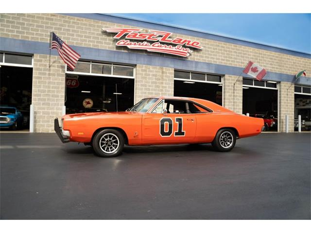 1969 Dodge Charger (CC-1522569) for sale in St. Charles, Missouri