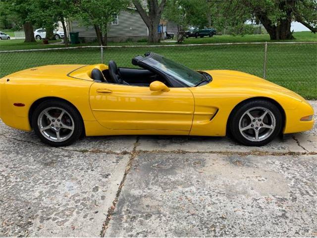 2000 Chevrolet Corvette (CC-1522570) for sale in Cadillac, Michigan