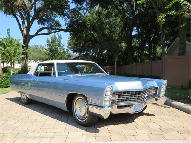 1967 Cadillac Coupe (CC-1522578) for sale in Lakeland, Florida