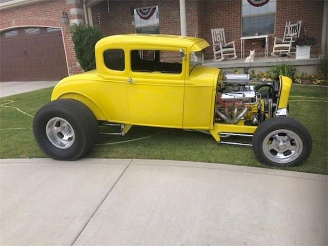 1930 Ford Coupe (CC-1522584) for sale in Cadillac, Michigan