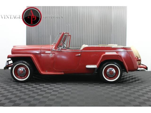 1950 Willys Jeepster (CC-1522591) for sale in Statesville, North Carolina