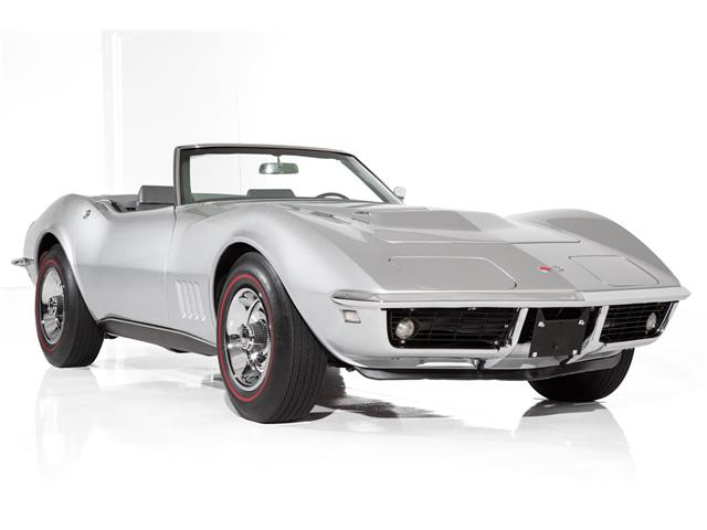 1968 Chevrolet Corvette (CC-1522596) for sale in Des Moines, Iowa