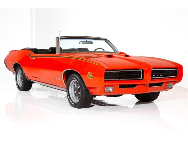 1969 Pontiac GTO (CC-1522598) for sale in Des Moines, Iowa