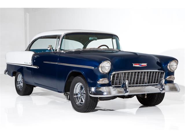 1955 Chevrolet Bel Air (CC-1522603) for sale in Des Moines, Iowa