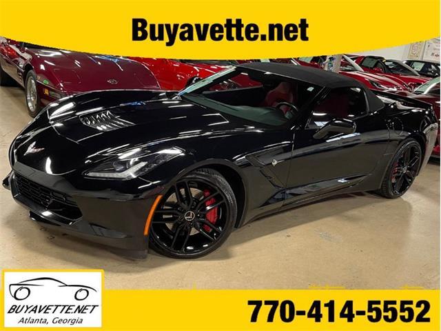 2014 Chevrolet Corvette (CC-1522608) for sale in Atlanta, Georgia