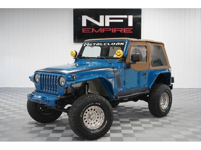 2002 Jeep Wrangler (CC-1522612) for sale in North East, Pennsylvania