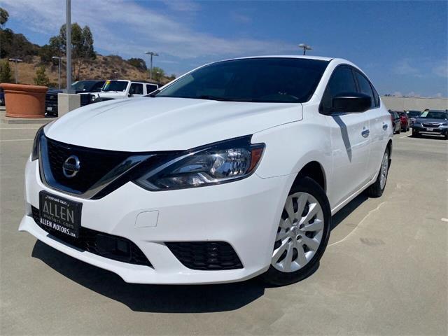 2019 Nissan Sentra (CC-1522626) for sale in Thousand Oaks, California