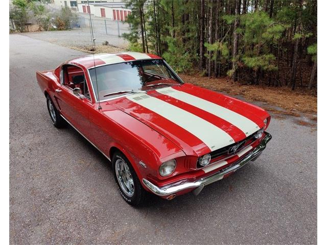 1965 Ford Mustang (CC-1522631) for sale in Hot Springs Village, Arkansas
