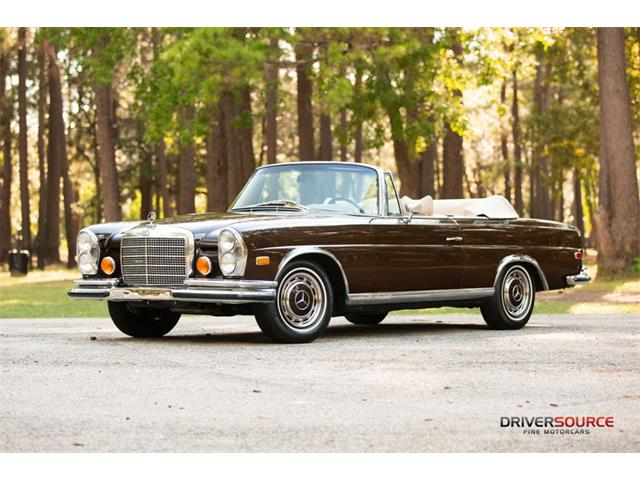 1971 Mercedes-Benz 280 (CC-1522652) for sale in Houston, Texas