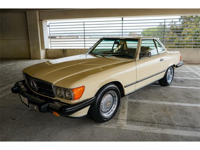 1987 Mercedes-Benz 560 (CC-1522653) for sale in Sherman Oaks, California