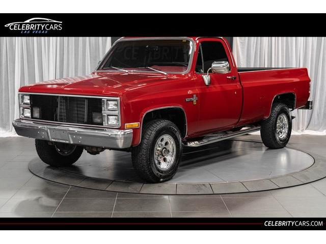 1983 Chevrolet K-20 (CC-1522654) for sale in Las Vegas, Nevada