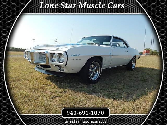 1969 Pontiac Firebird (CC-1522656) for sale in Wichita Falls, Texas