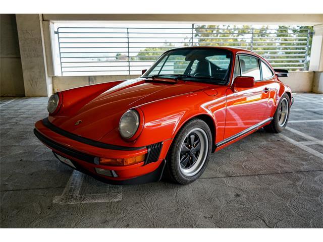 1988 Porsche 911 (CC-1522657) for sale in Sherman Oaks, California