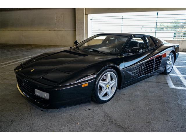 1993 Ferrari 512 TR (CC-1522659) for sale in Sherman Oaks, California