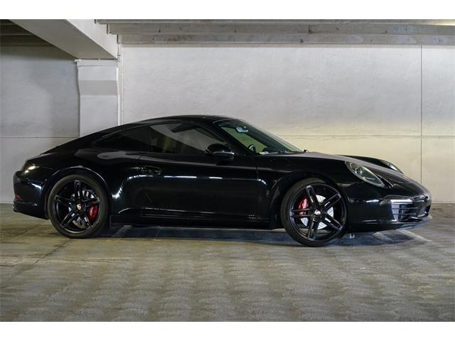 2013 Porsche 911 (CC-1522661) for sale in Sherman Oaks, California