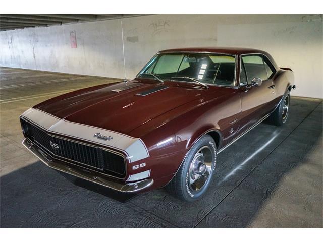 1967 Chevrolet Camaro (CC-1522665) for sale in Sherman Oaks, California