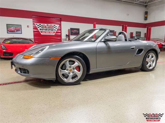 2002 Porsche Boxster (CC-1522676) for sale in Glen Ellyn, Illinois