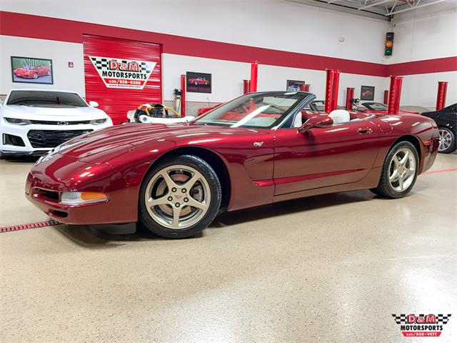 2003 Chevrolet Corvette (CC-1522677) for sale in Glen Ellyn, Illinois
