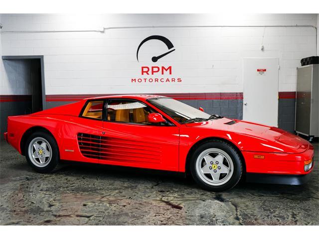 1989 Ferrari Testarossa (CC-1522680) for sale in Sherman Oaks, California