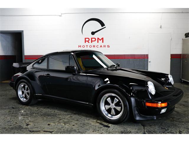 1987 Porsche 911 (CC-1522683) for sale in Sherman Oaks, California