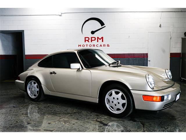 1990 Porsche 911 (CC-1522685) for sale in Sherman Oaks, California