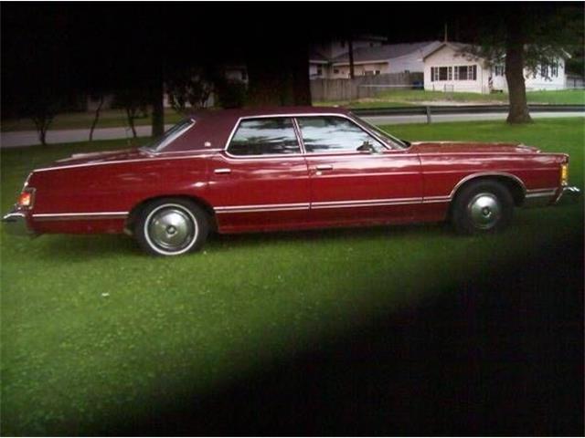 1977 Mercury Grand Marquis (CC-1520269) for sale in Cadillac, Michigan
