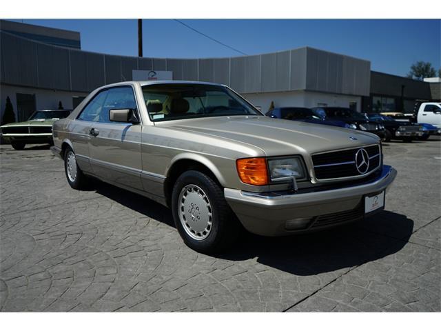 1989 Mercedes-Benz 560 (CC-1522694) for sale in Sherman Oaks, California