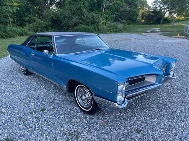 1966 Pontiac Grand Prix (CC-1520270) for sale in Cadillac, Michigan