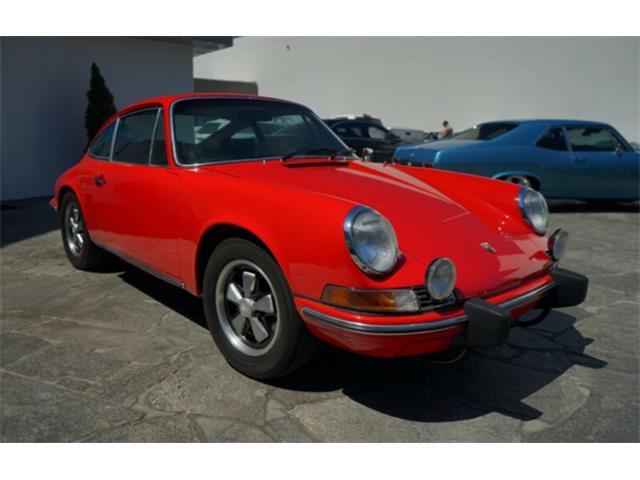1973 Porsche 911 (CC-1522704) for sale in Sherman Oaks, California