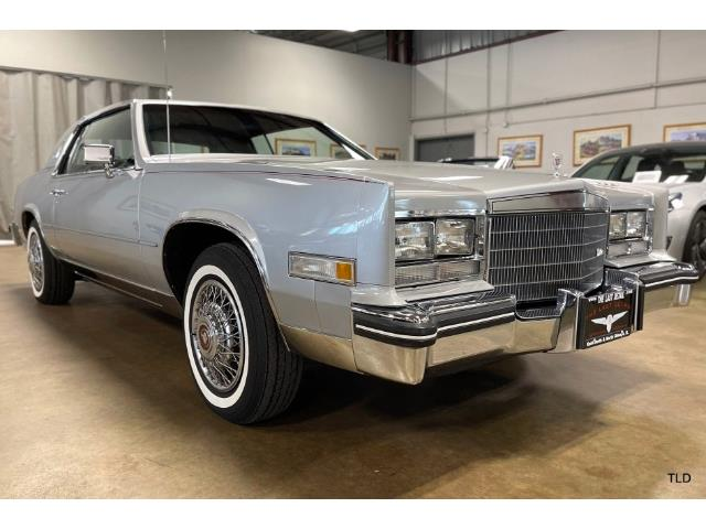 1984 Cadillac Eldorado (CC-1522708) for sale in Chicago, Illinois