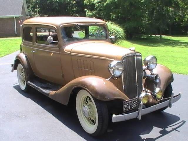1933 Chevrolet Sedan (CC-1520272) for sale in Cadillac, Michigan