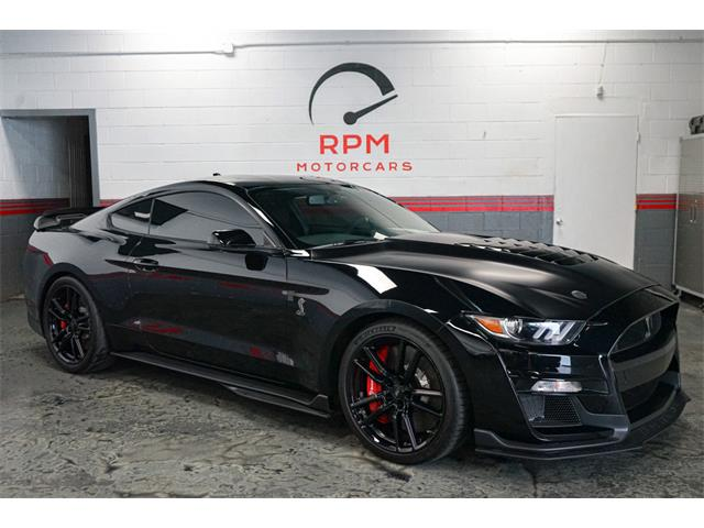 2020 Ford Mustang (CC-1522739) for sale in Sherman Oaks, California