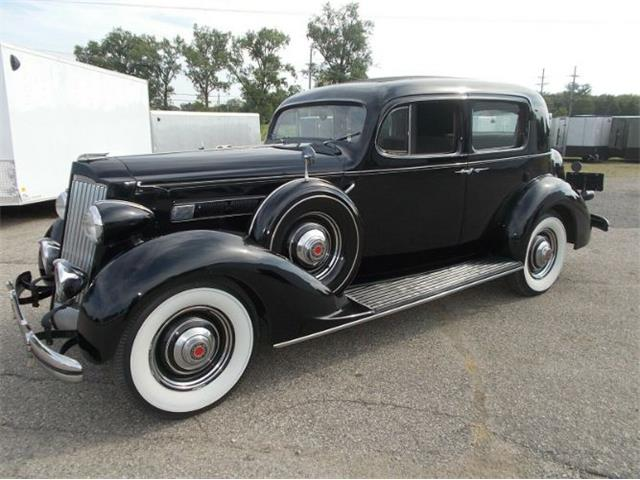 1936 Packard 120 (CC-1520274) for sale in Cadillac, Michigan