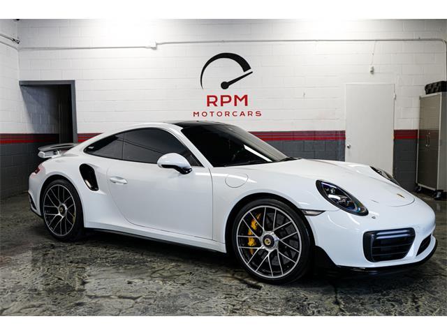2017 Porsche 911 (CC-1522740) for sale in Sherman Oaks, California
