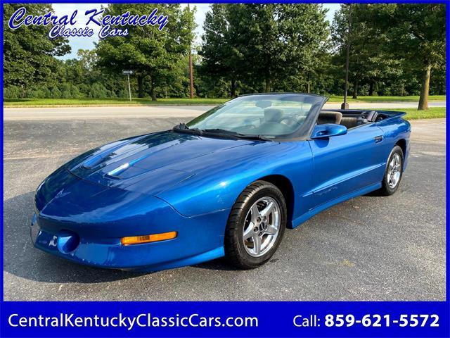 1995 Pontiac Firebird (CC-1522748) for sale in Paris , Kentucky