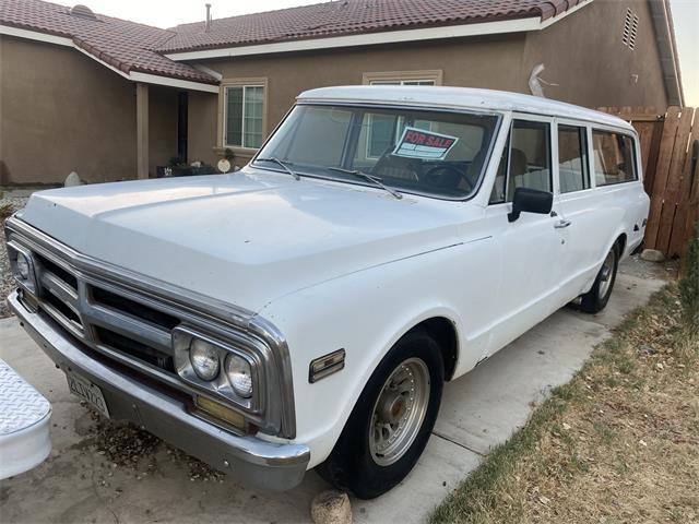 1969 GMC Suburban (CC-1522759) for sale in Adelanto, California