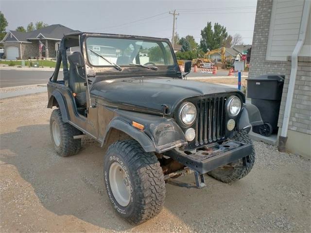 1978 Jeep CJ5 (CC-1520276) for sale in Cadillac, Michigan