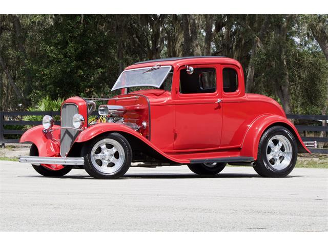 1932 Ford 5-Window Coupe (CC-1522762) for sale in Eustis, Florida