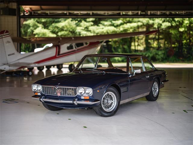 1969 Maserati Mexico (CC-1522763) for sale in Brookfield, Connecticut