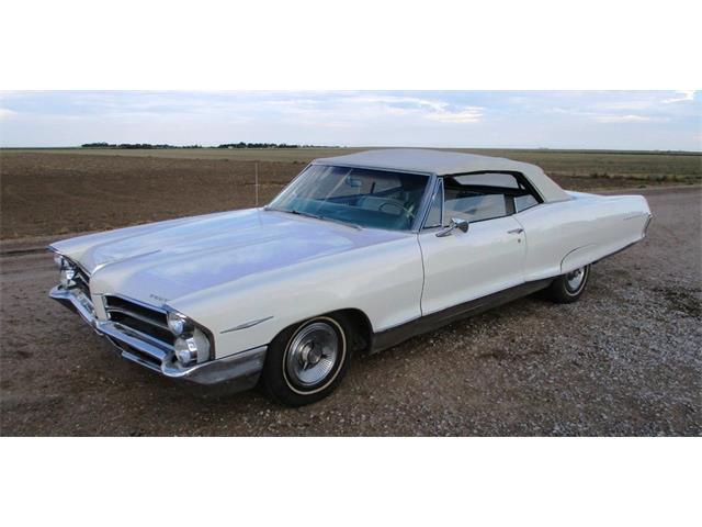 1965 Pontiac Bonneville (CC-1522768) for sale in GREAT BEND, Kansas