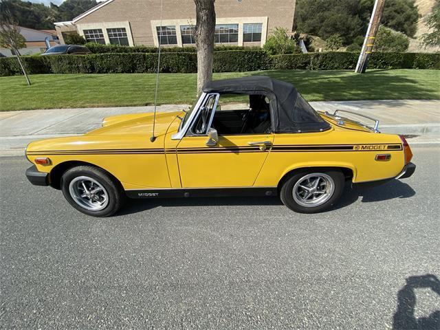 1979 MG Midget (CC-1522769) for sale in Valencia, California