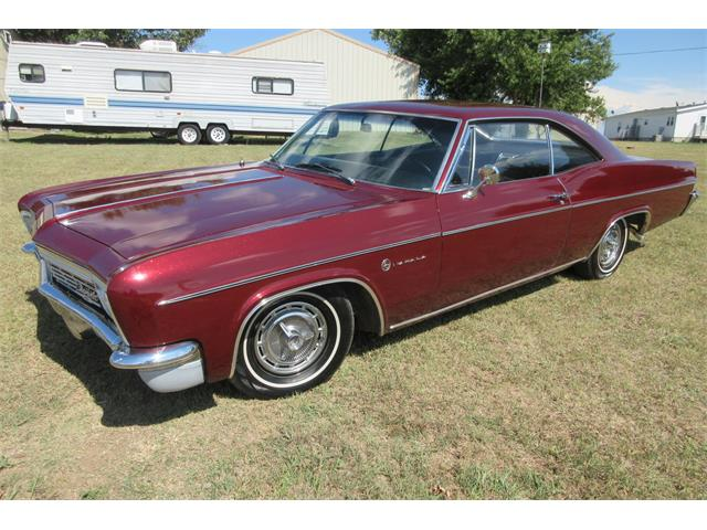 1966 Chevrolet Impala (CC-1522771) for sale in Great Bend, Kansas