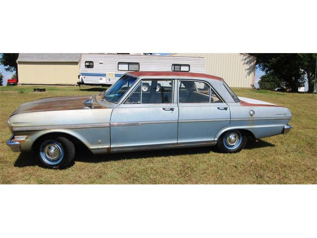 1963 Chevrolet Chevy II Nova (CC-1522775) for sale in GREAT BEND, Kansas