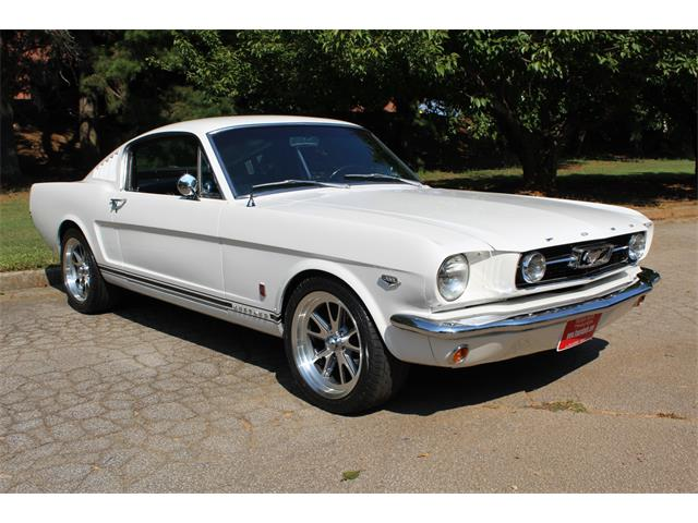 1966 Ford Mustang GT (CC-1522777) for sale in Roswell, Georgia