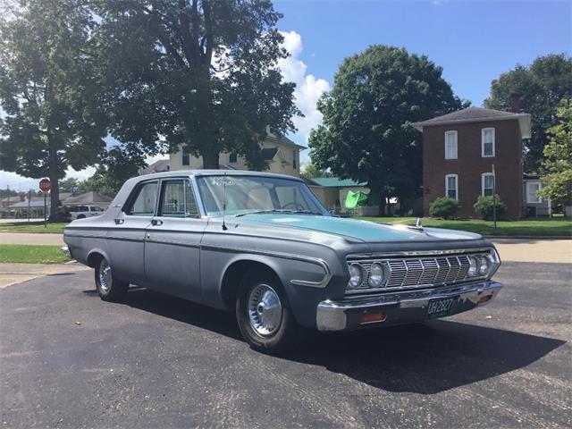 1964 Plymouth Belvedere (CC-1522781) for sale in UTICA, Ohio