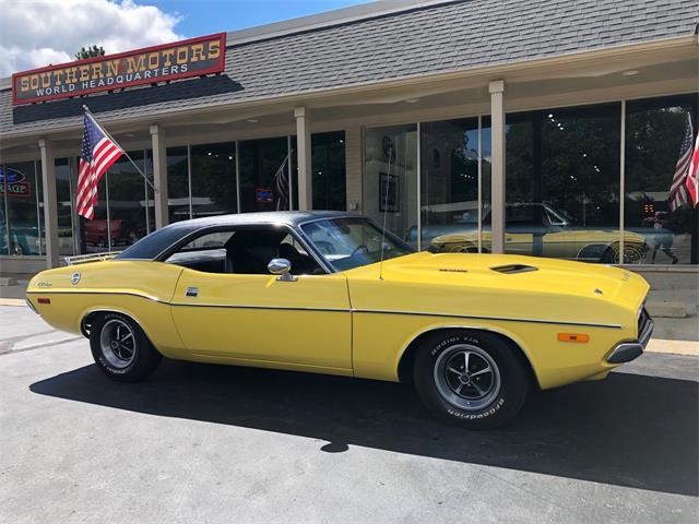 1972 Dodge Challenger (CC-1522793) for sale in CLARKSTON, Michigan