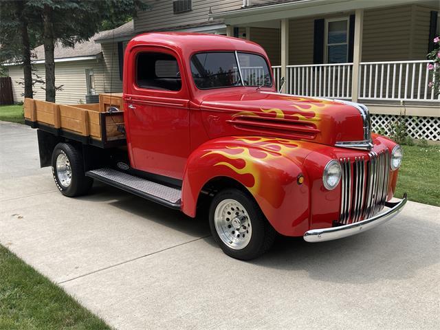 1946 Ford F1 (CC-1522804) for sale in Romeo, Michigan