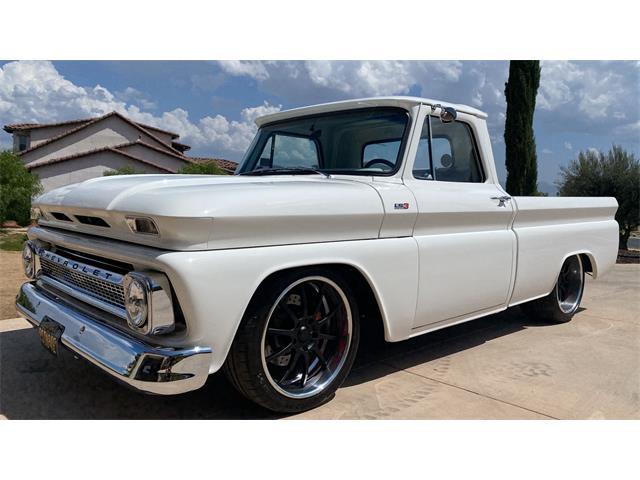 1966 Chevrolet C10 (CC-1522807) for sale in Temecula, California