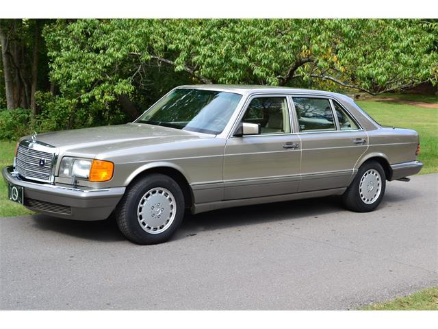 1987 Mercedes-Benz 420SEL (CC-1522818) for sale in Nashville, Tennessee